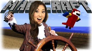 PIRATING MINECRAFT (Maricraft)