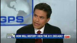 Irshad Manji, Fareed Zakaria, Francis Fukuyama, and Rory Stewart on CNN - Sept. 11, 2011