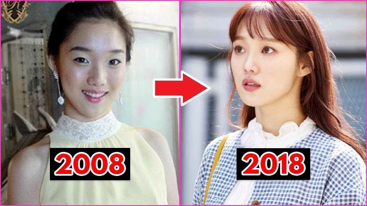 Lee Sung Kyung Evolution 2008 - 2018