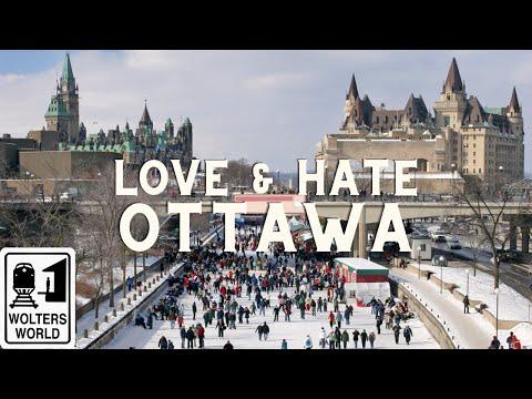 Ottawa - The Best & Worst of Visiting Ottawa
