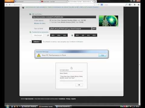 télécharger sur youtube mp4 avi mov 3gp