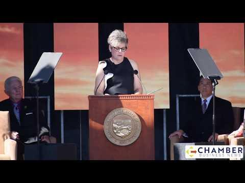 Arizona Secretary of State Katie Hobbs Inauguration Speech