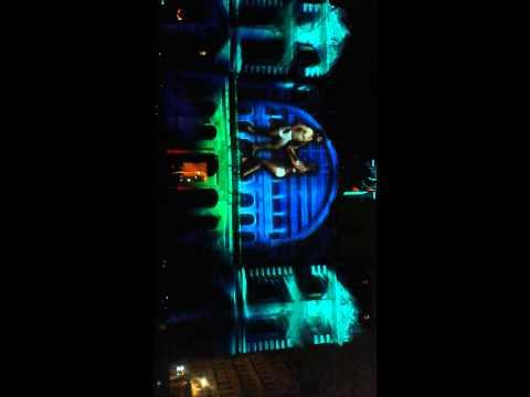 fête des lumières Lyon palais des arts