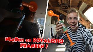 NLxDon en ROYALISTIQ PRANKEN!