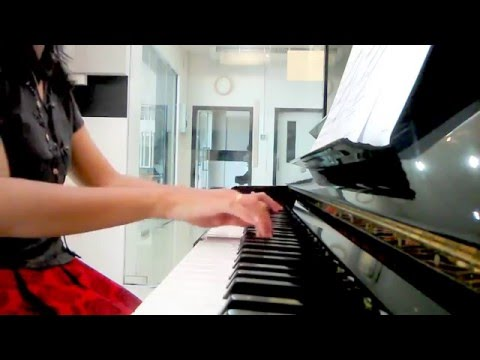 Never Say Goodbye (Ost.my girl) Piano Cover