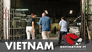 Destination FT: Furniture Today explores furniture industry in Vietnam