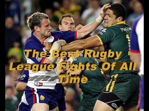 The Most Shocking Rugby Super League Fights Of All Time !!!