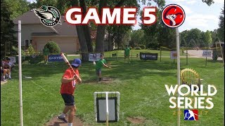 World Series Game 5 | MLW Wiffle Ball 2017
