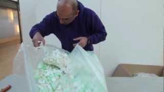 Unboxing Massive Shapeways 3D Prints