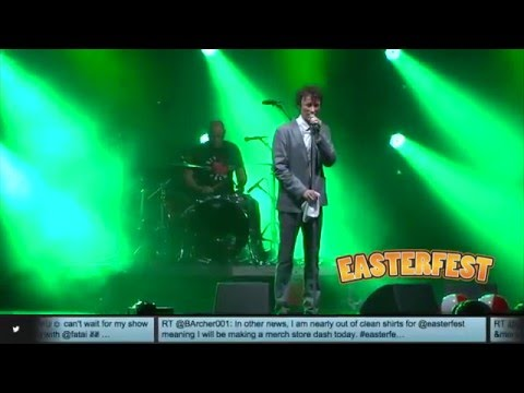 Steve Taylor & The Perfect Foil - Easterfest Australia 2015