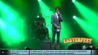 Steve Taylor & The Perfect Foil - Easterfest Australia 2015 YouTube Videos