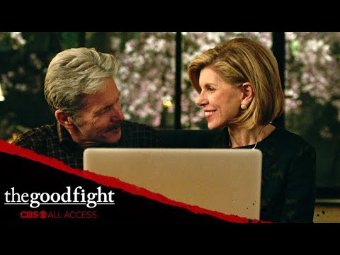 The Good Fight - Diane And Kurt Find A Creative Way To Communicate On The Good Fight