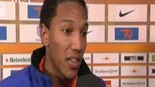 Interview Jonathan de Guzman na Jong Oranje - Jong Estland Thumbnail