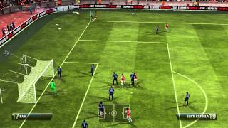 Arsenal vs Manchester United  - FIFA 13 Online Seasons