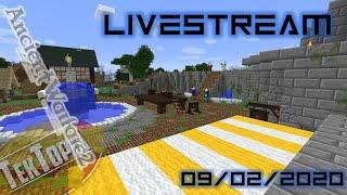 Tektopia Warfare - Live Stream - 09/02/20