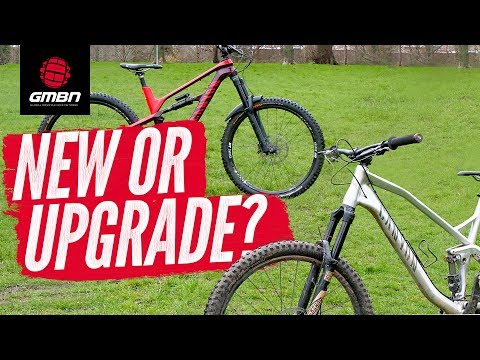 Buy New Or Upgrade Your Bike? | GMBN Discusses The Pros And Cons