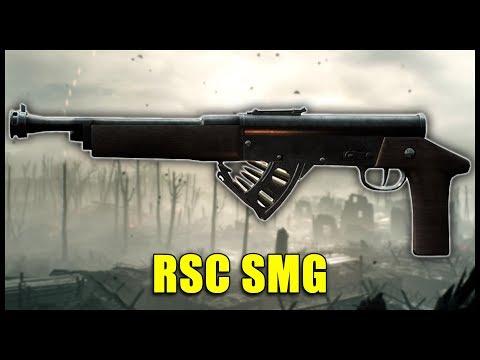 Battlefield 1 - RSC SMG Waffen Review ► BF1 Guide (DLC Waffe)