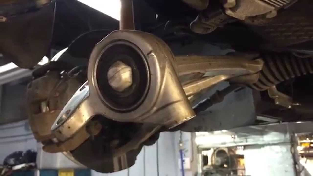 20 Minute Front Control Arm Bushing Replacement Youtube