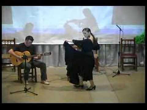 Javier y Miriam Romero. Pedroche