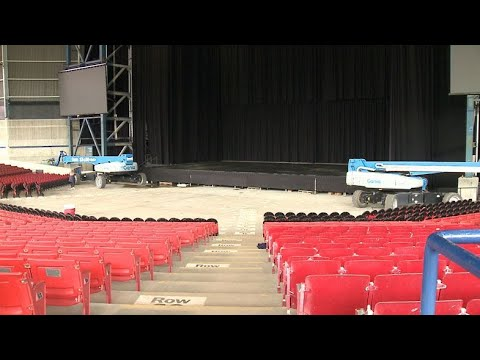 Get Sneak Peek Inside Amphitheater At Maier Festival Park