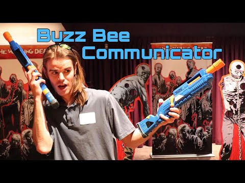 First Review: Buzz Bee Communicator Walkie Talkies!