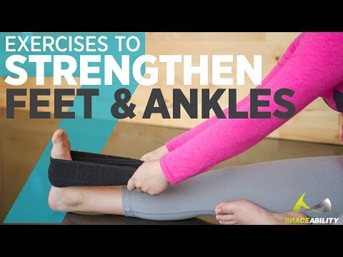7 Effective Foot / Ankle Strengthening Exercises That Will Help with Foot Drop