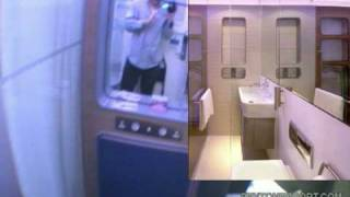 Coolest Tiny Pod Hotel Room Ever!  Heathrow Travel
