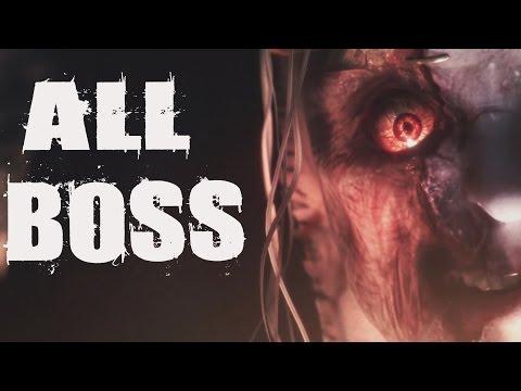 Resident Evil Revelations 2 All Boss Fights Complete Season All Boss Fights Final Boss