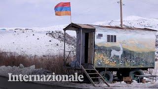 La miniera d'oro che divide l'Armenia