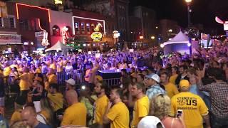 2017 Stanley Cup Goal Crowd Reaction to Mattias Eckholm Goal
