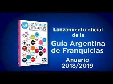 Lanzamiento Guía Argentina de Franquicias 2018/2019