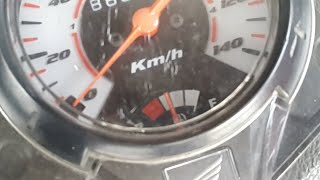 Masalah Di Fuel Meter (Honda Revo)