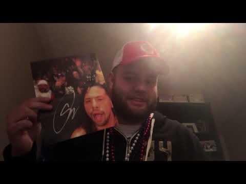 Wrestlemania 34 Merch Pickups and Autographs