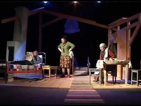 Премьера в драмтеатре