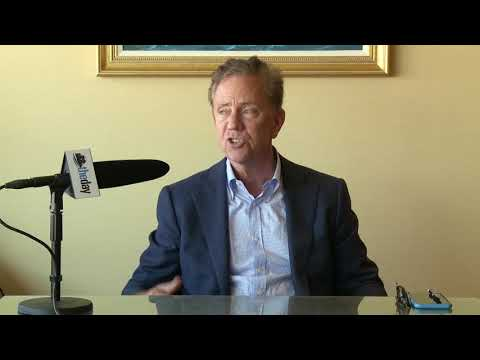 Ned Lamont editorial board interview