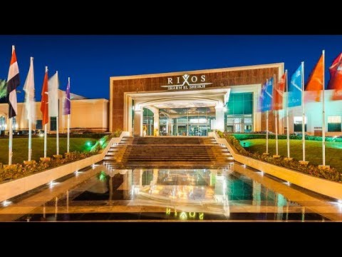 Rixos Sharm El Sheikh 5* - Египет - Шарм-Эль-Шейх - обзор отеля