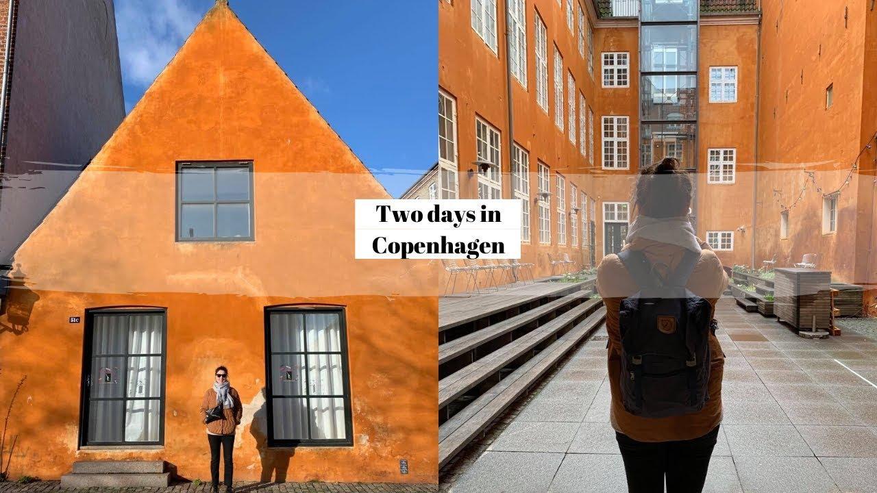 ორი დღე კოპენჰაგენში