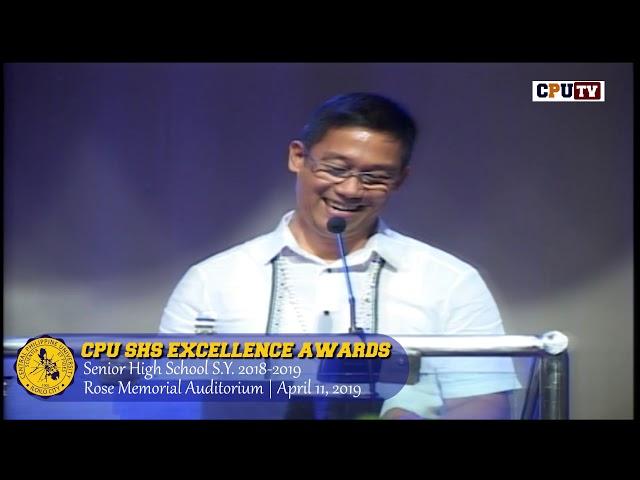 CPU SHS Excellence Awards 2019