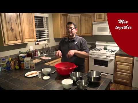 Heart Shaped Horse Treats - AHA Cooking Tutorial