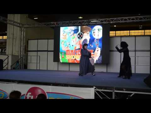 related image - Mangame Show Winter 2017 - Concours Cosplay - 01 - Harry Potter