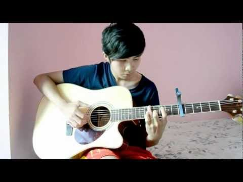 (WITH TABS) Taylor Swift - Safe and Sound (Fingerstyle cover by Jorell )