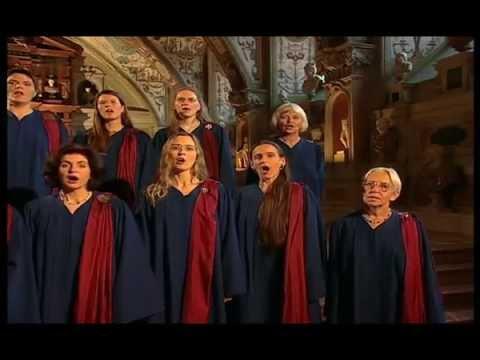 Münchner Frauenchor - Wenn ich ein Vöglein wär 2002