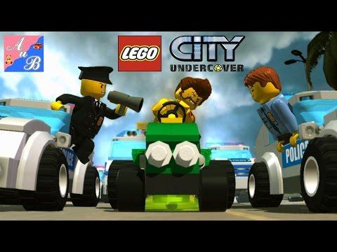 #Лего Сити! Детская Онлайн #игра! Игра для мальчиков 5 лет!