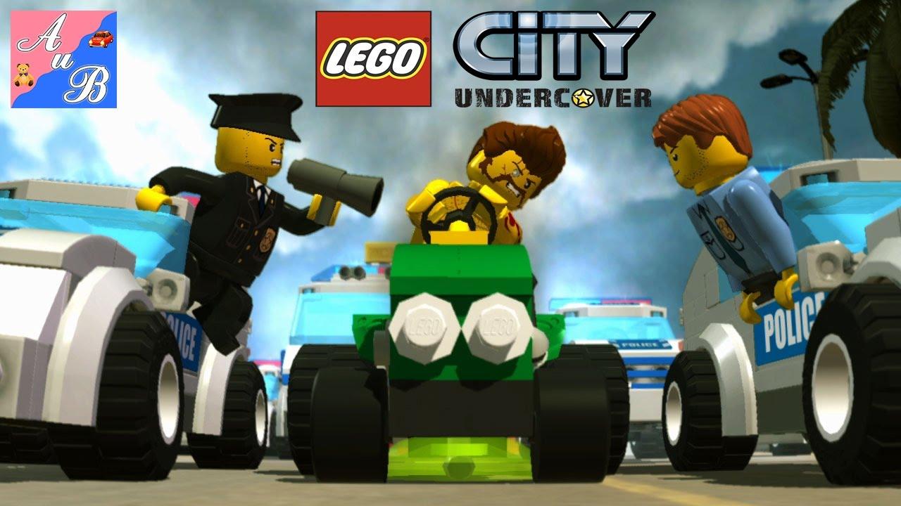 #Лего Сити! Детская Онлайн #игра! Игра для мальчиков 5 лет ...