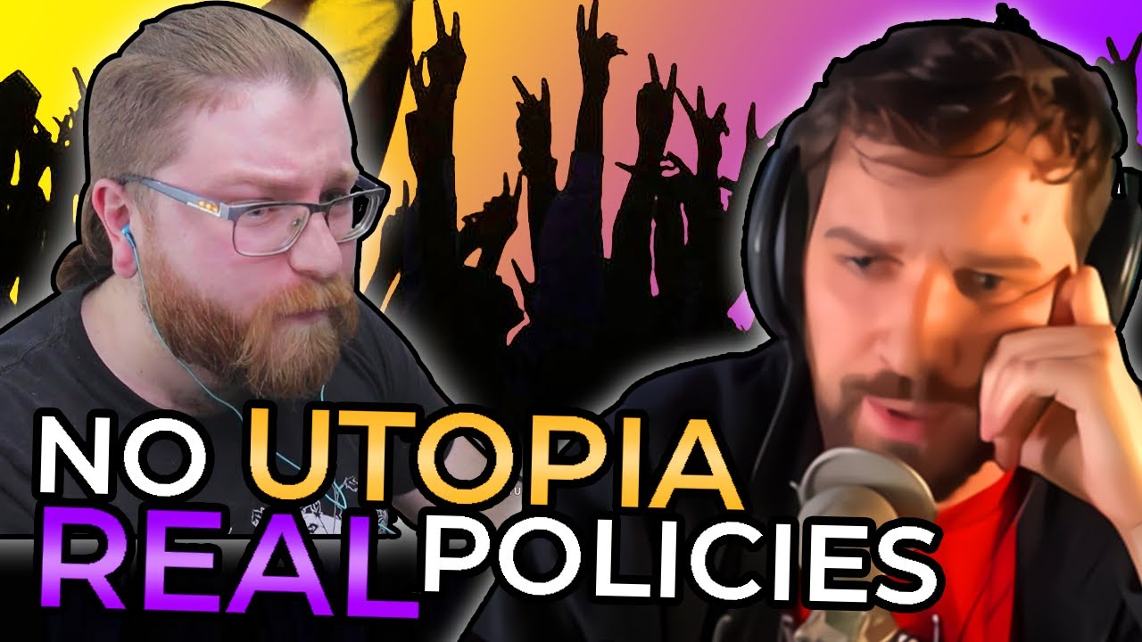 You Have No Policy Solution Debate With Vaush Youtube