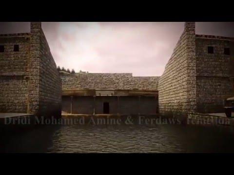 port commercial et militaire de Carthage sous l'empire romain