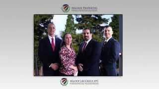 Maloof Properties - Maloof Law Group: The Team