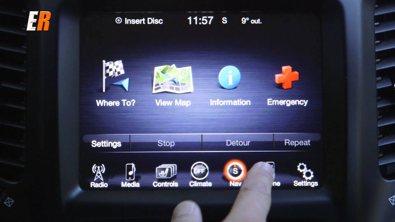 Chrysler Uconnect Review A Must Have For The Price