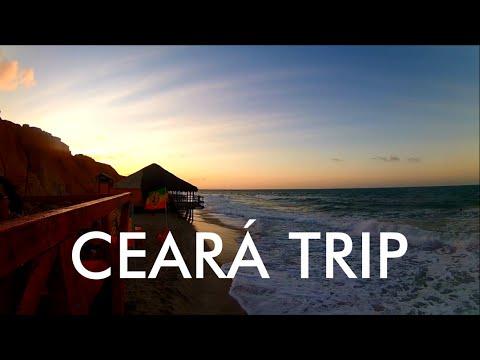 CEARÁ TRIP - De Fortaleza a Canoa Quebrada (Aracati) CE - Brasil