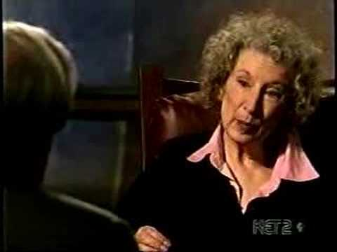 Margaret Atwood on Religion Part1/3